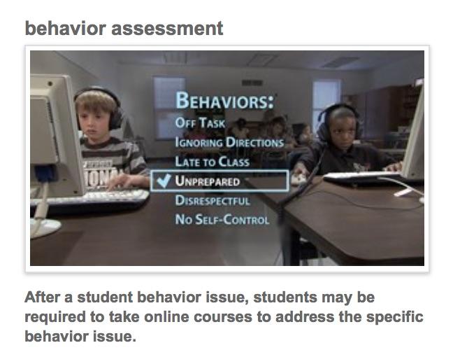 Scholarchip Behavior Photo