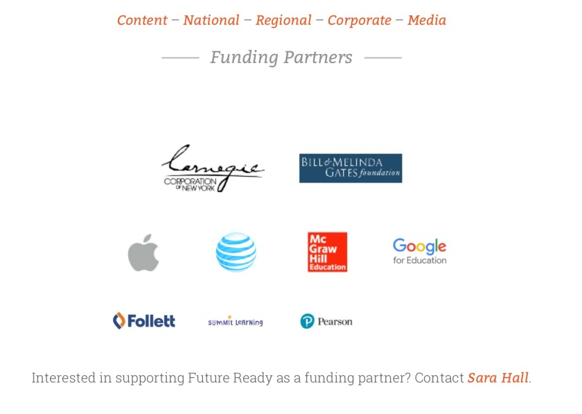 Future Ready Funders