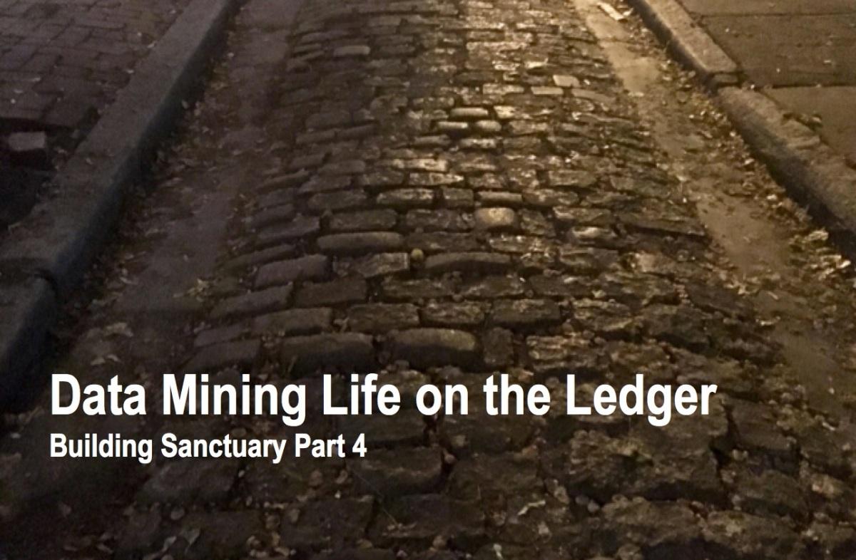 Data Mining Life on theLedger