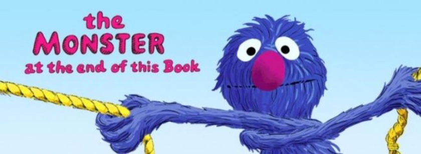 Moster at End of Book