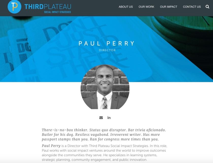 Paul Perry