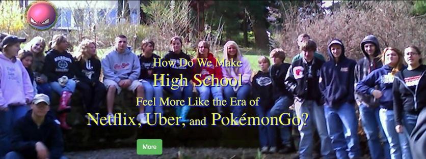 Hackable High School
