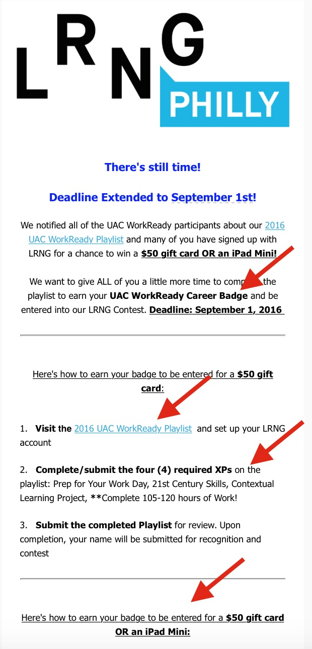 LRNG Contest
