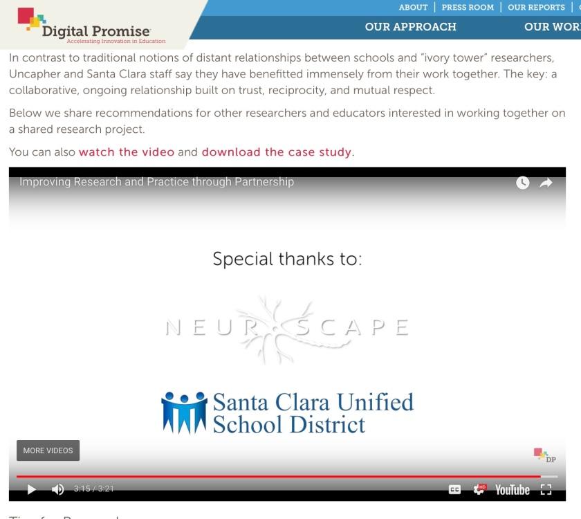 Santa Clara Neuroscape