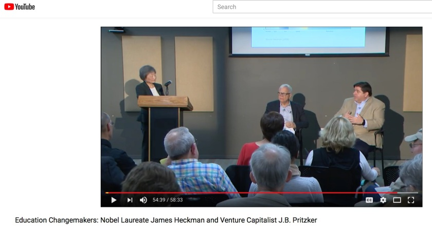 Pritzker Heckman Panel