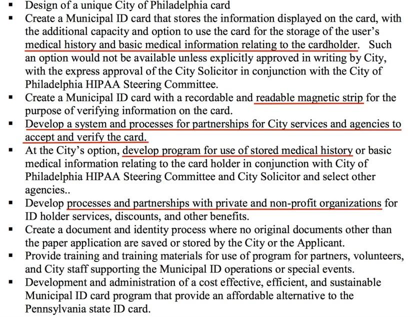 Philadelphia Municipal ID