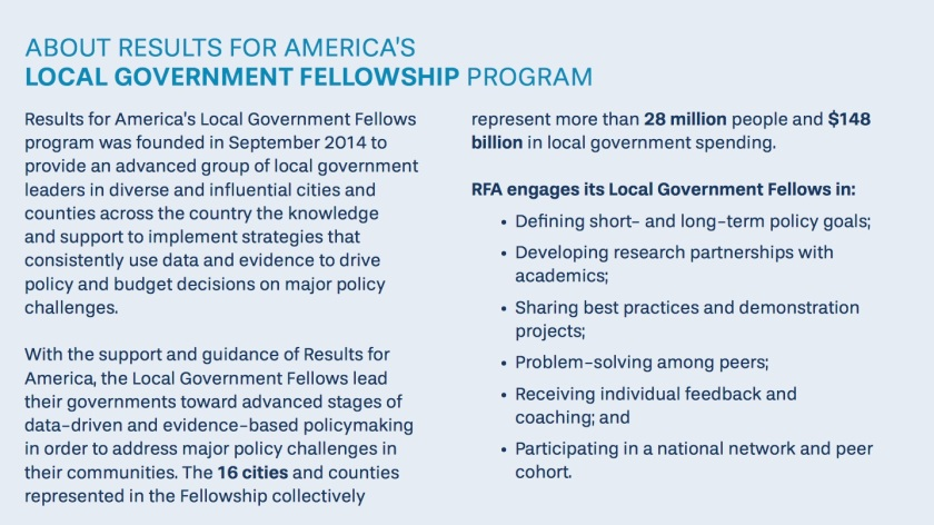 Results for America Fellow