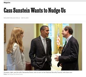 Sunstein Obama