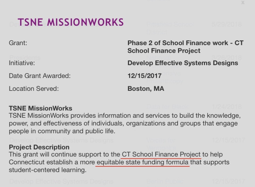 CT Education Funding