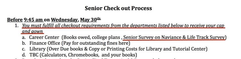 Senior Survey Naviance 1