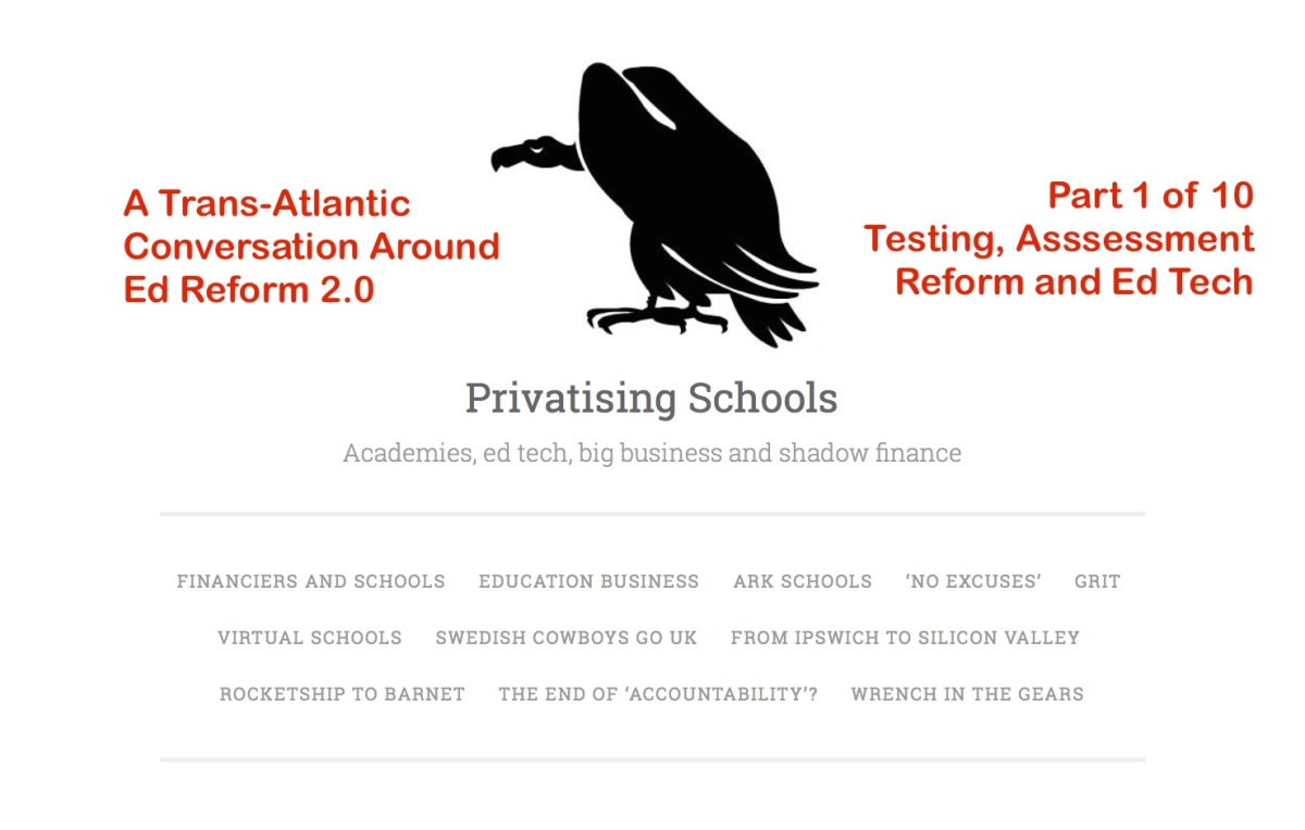 Talking Across The Pond About Ed Reform 2.0