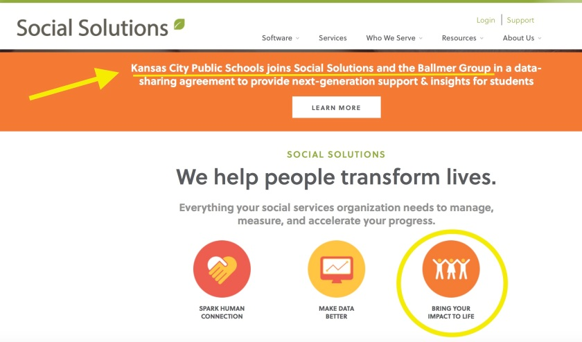 Social Solutions Ballmer KS City