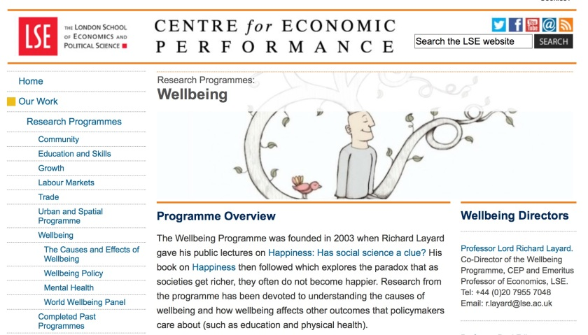 Wellbeing Center