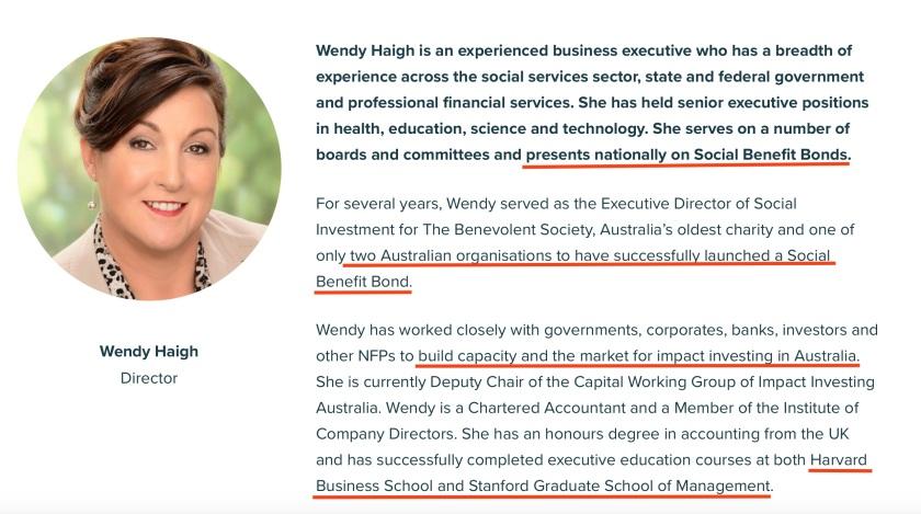 Wendy Haigh Stronger Brains