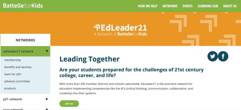 EdLeader21 Battelle