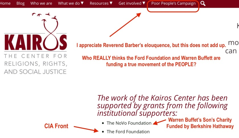 Kairos Ford Foundation