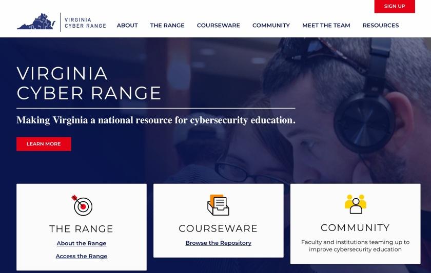 Virginia Cyber Range