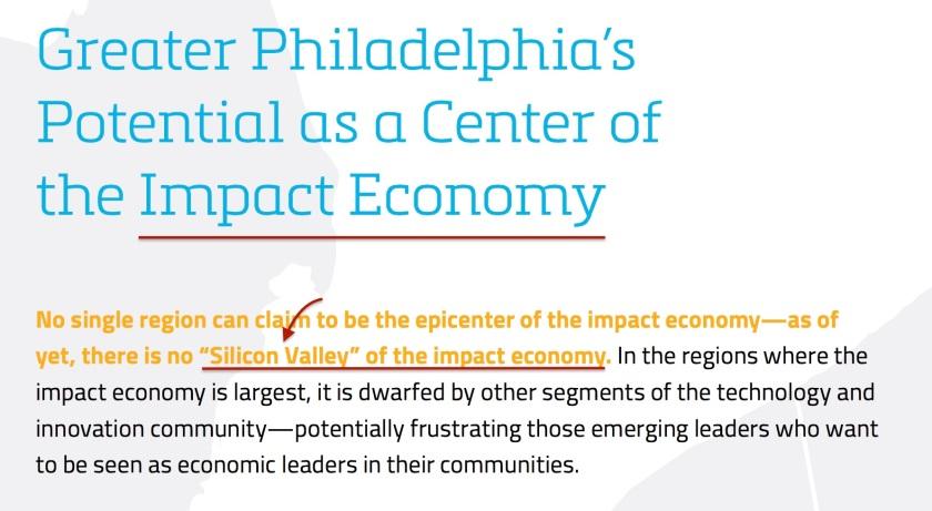 Philadelphia Impact Economy