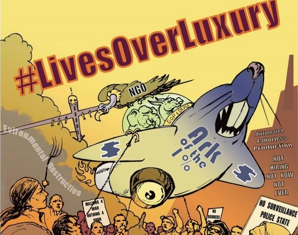 #LivesOverLuxury: The Poor People's Army Will March on the DNC in Milwaukee on July 13,2020