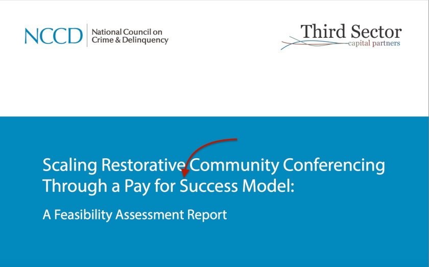 Pay For Success Restorative Justice 2