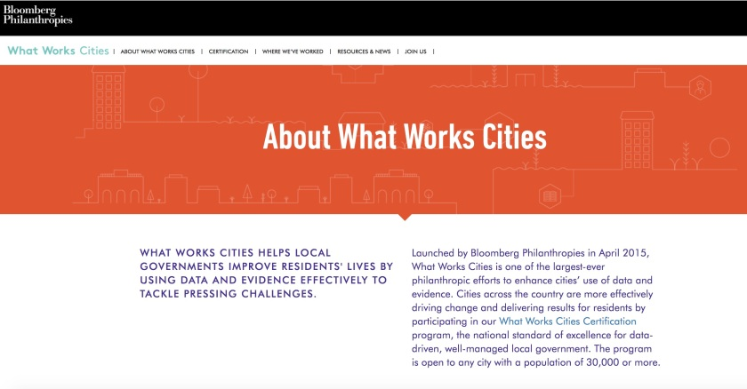 What Works Cities Intro