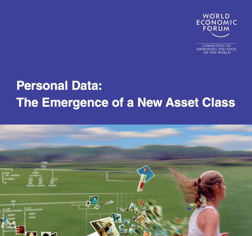 WEF 2011 Personal Data New Asset Class